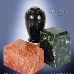 NIFS Inc Marble Cremation Urns